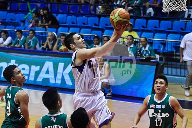 Igee King back from injury layoff, Jorem Morada rejoins Generals for NCAA Season 92