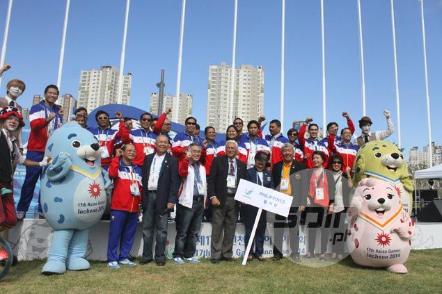 Chef De Mission Ritchie Garcia sees Philippines capable of winning seven golds in Asian Games