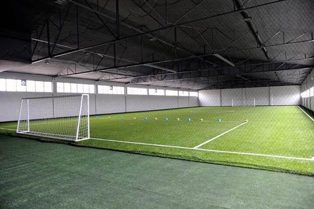 Sparta indoor football pitch on Pioneer Street now open 24/7