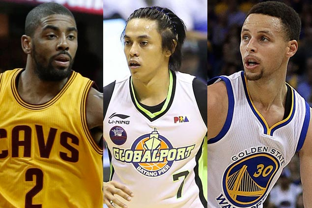 Who between Kyrie Irving and Steph Curry has better handles? Terrence Romeo gives his choice