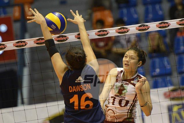 Sacrifices paying off as Cebuana Isabel Molde becomes new toast of V-League