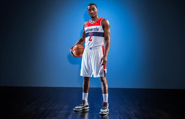 Wizards star John Wall hits the road with two new colorways of adidas signature shoe