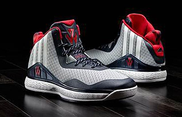 Wizard John Wall over the moon as adidas launches his first signature shoe and apparel collection