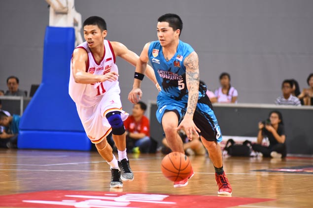 Westports Malaysia Dragons near ABL title after road win over Singapore Slingers