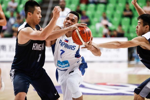 WATCH Jayson Castro's big baskets and other highlight plays from Gilas Pilipinas' rout of Hong Kong
