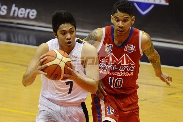 With full complement of players, NU-BDO finally scores first Aspirants Cup win at expense of AMA
