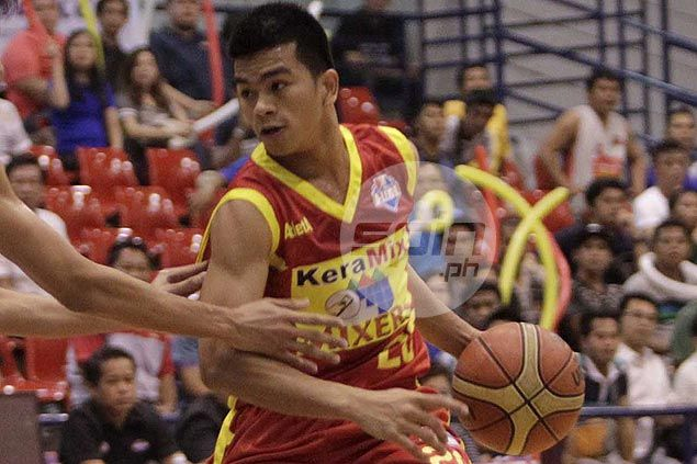 Gilas cadet Jiovanni Jalalon returns to power KeraMix to victory over Cagayan