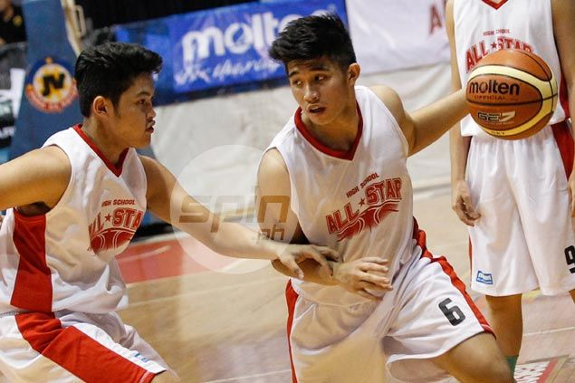 Chiang Kai Shek star guard JV Gallego likely to sign with NU Bulldogs