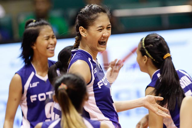 Foton faces anxious wait ahead of PSL semis as Jaja Santiago focuses on NU title bid