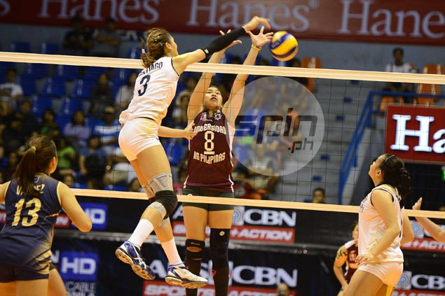 NU Lady Bulldogs boost semifinal bid with straight-sets win over UP Lady Maroons