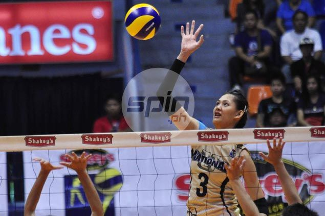 Jaja Santiago-led National U too much for University of Batangas in V-League