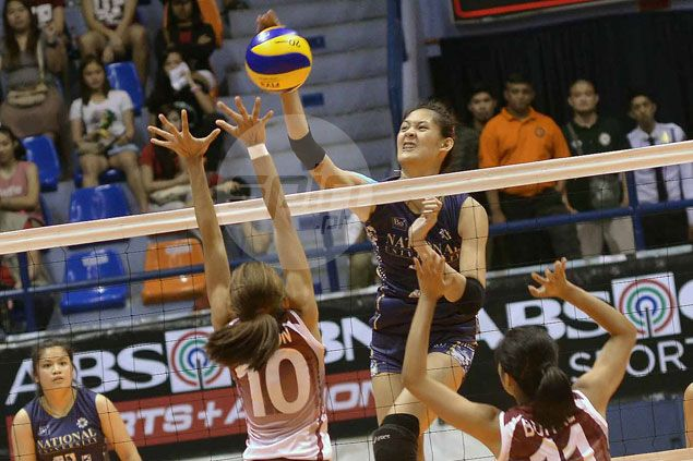 National U Lady Bulldogs erase UP Lady Maroons from playoff picture