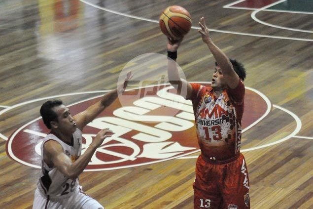 AMA Titans keep D-League quarterfinal hopes alive with victory over MP Hotel Warriors