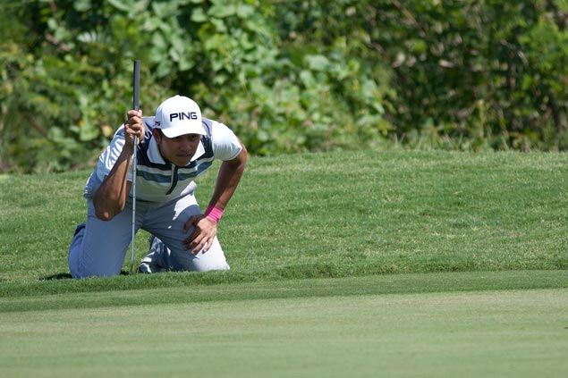 James Ryan Lam, Jun Rates, Mars Pucay tied for the lead with one round to go at TPC Southlinks