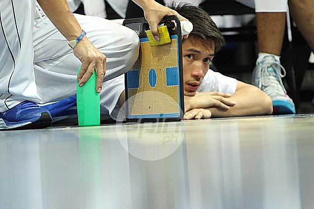 James Yap insists there's plenty left in tank as he starts over at rejigged Rain or Shine