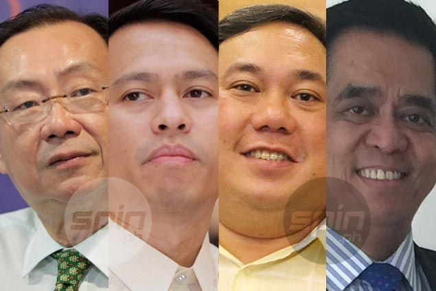 Names start cropping up as PBA board takes closer look at candidates for commissioner