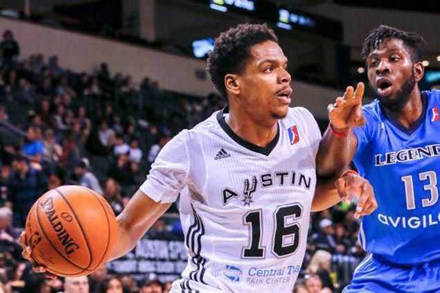 Austin Spurs secure win in overtime as Texas Legends squander lead in regulation