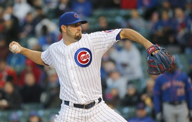 Jason Hammel has career-high 11 strikeouts as Cubs whip Marlins