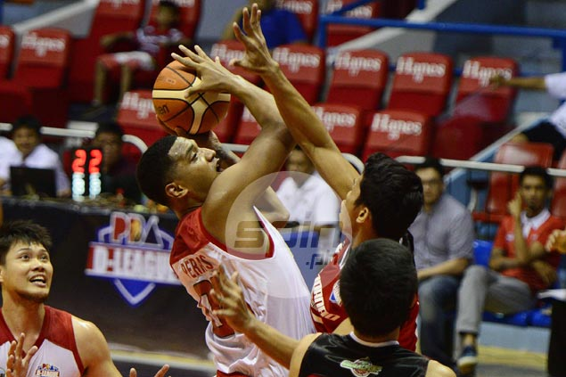 Caida rallies past Mindanao Aguilas to regain share of Aspirants Cup lead