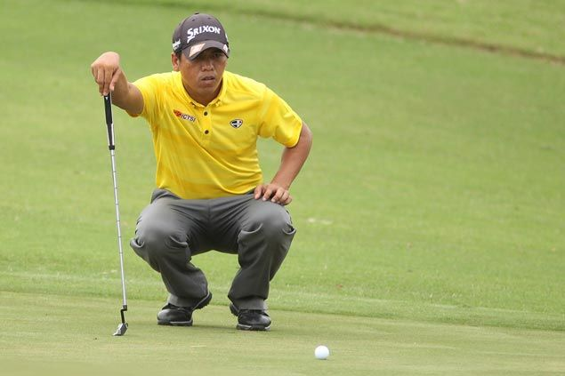 Jay Bayron one stroke clear after one round in Summit Point Classic