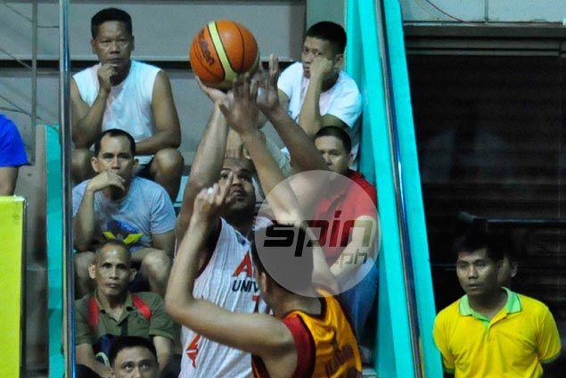 Jay-R Taganas nails game-winner to lift AMA University over Tanduay Light