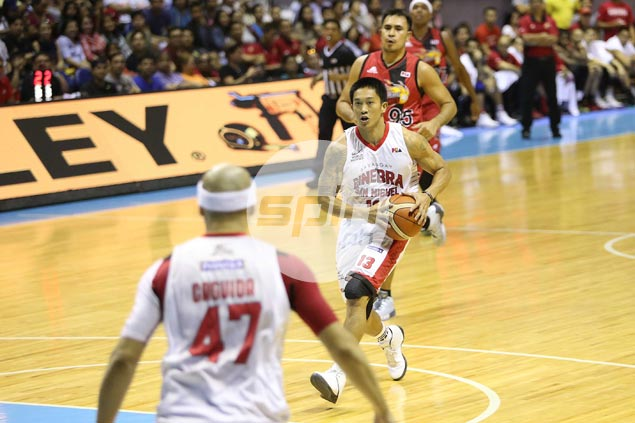 Jayjay Helterbrand relishes short playing time as coach Tim Cone gives in to fans' clamor
