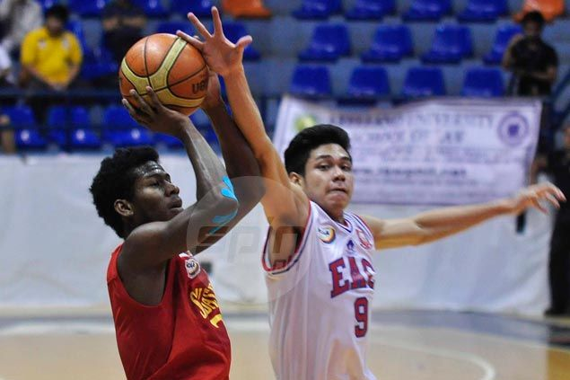 Generals without an army: San Sebastian Stags pounce on five-man EAC in NCAA