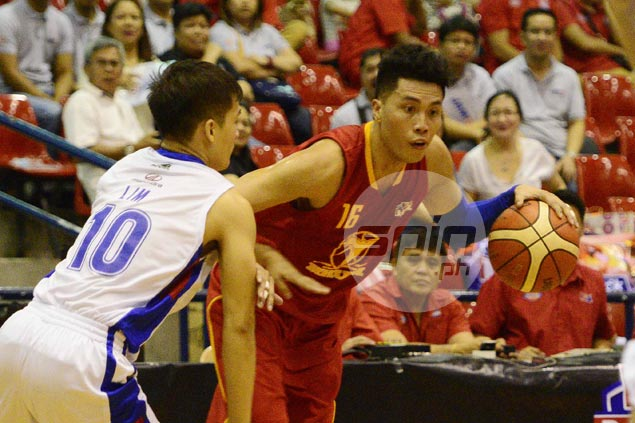 Tanduay completes upset over twice-to-beat UP-QRS, sets up semis showdown with Cafe France