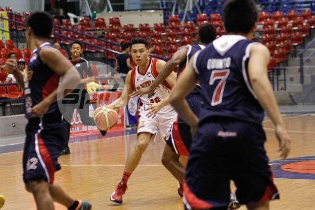Tanduay Light downs MP Hotel for second straight win in D-League