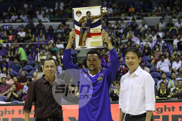 Jayson Castro named Best Player of PBA Commissioner's Cup; Chism is best import