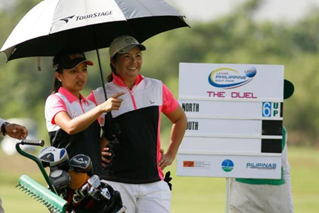 North stars finally get things going but South forces draw to keep four-point lead in LPGT The Duel 2