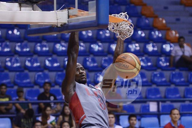 Cameroon's Jean Victor Nguidjol shows way as Baliuag beats San Ildefonso