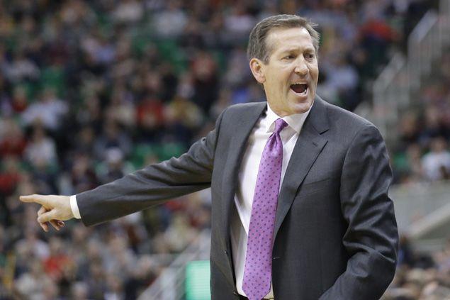 Sinking Phoenix Suns fire coach Jeff Hornacek after 14-35 start