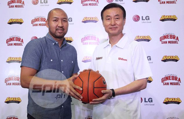 Ginebra coach Jeffrey Cariaso positive Kings will learn a thing or two in tune-up match against visiting LG Sakers