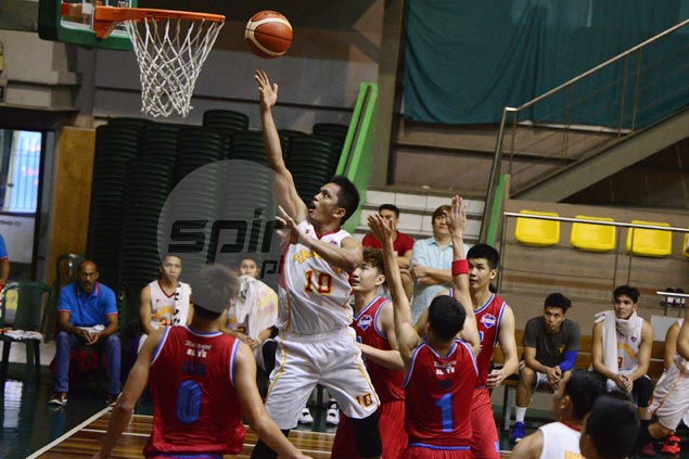 Tanduay whips Blustar for second victory in D-League Foundation Cup