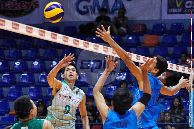 IEM exacts revenge against first-round tormentor RTU, gains share of V-League lead