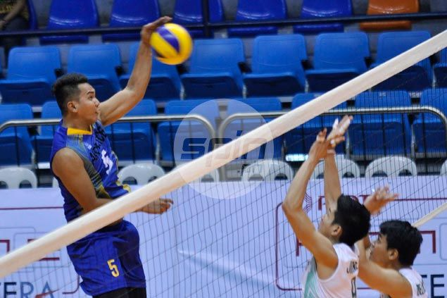Air Force pummels winless Navy in Spikers Turf Open Conference