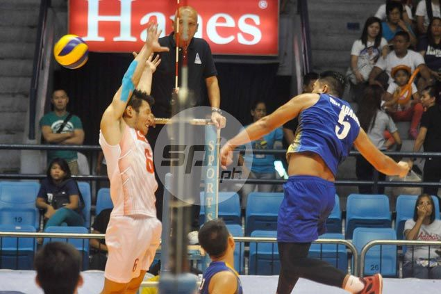 Air Force completes sweep of Cignal to clinch third place in Spikers' Turf