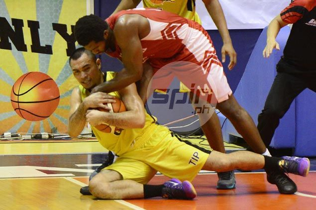 San Beda survives scare from TIP Engineers, sets up grudge NCC match with Letran