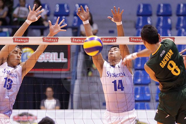 Active Smashers turn back Tamaraws in five sets