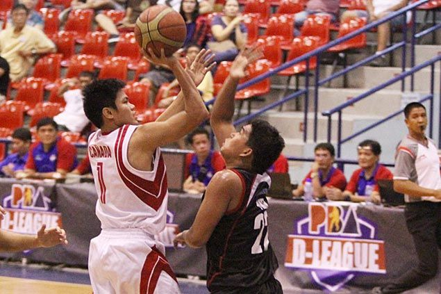 Patience and perseverance pay off as Jerick Canada glad to finally make it to PBA