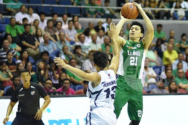 Green Archers arrest two-game slide by downing winless Falcons