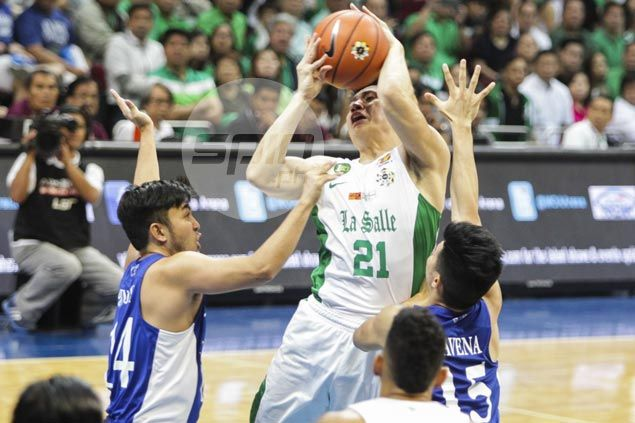 Torralba, Teng are clutch as La Salle completes big comeback against Ateneo