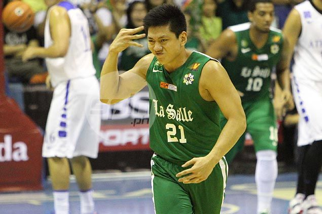 Jeron Teng show highlights first weekend of second round, earns Player of the Week honors from UAAP scribes