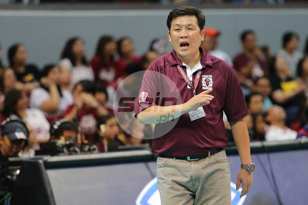 UP coach juggling duties as coach and new father, trying his best that neither family would suffer