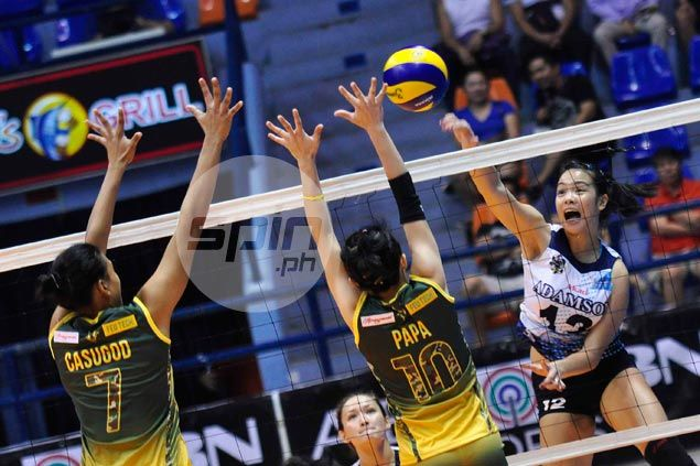 Adamson overpowers FEU for second straight victory in UAAP volley