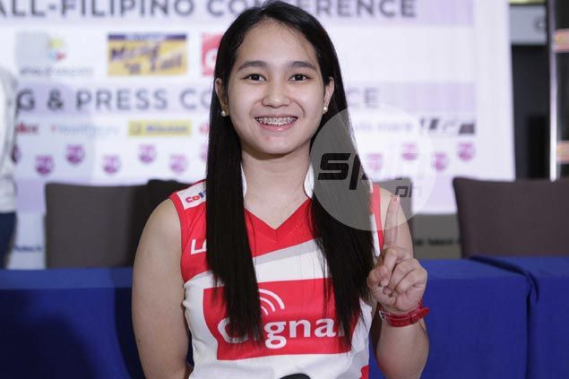 Jheck Dionela embraces role as libero, shows she can shine in non-scoring role