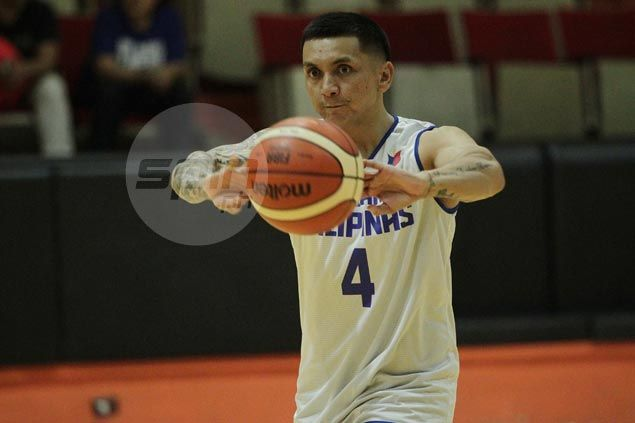 Irony not lost on Jimmy Alapag as he makes Jones Cup debut against old foe Korea