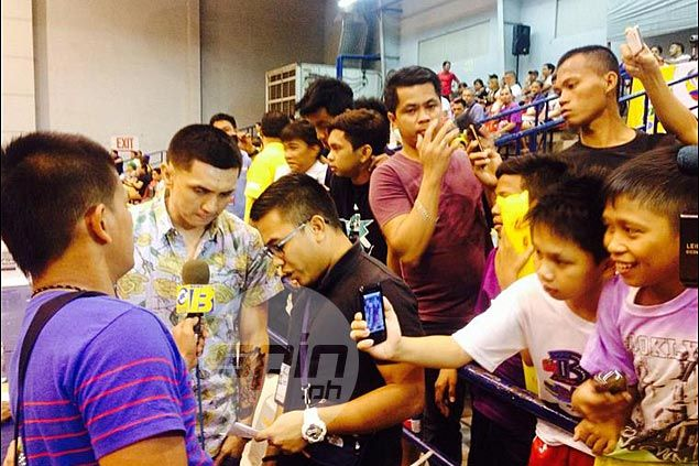 Jimmy Alapag settles into new job as TnT manager, scouts for top talent in D-League
