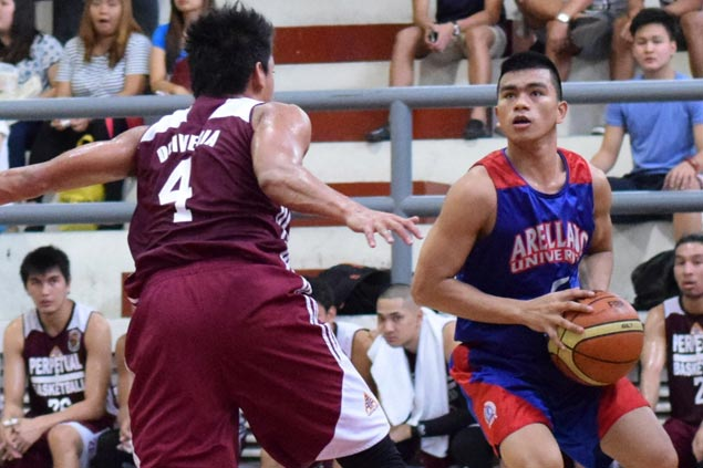 Arellano downs Perpetual to win Martin Cup, the Chiefs' second title in a month